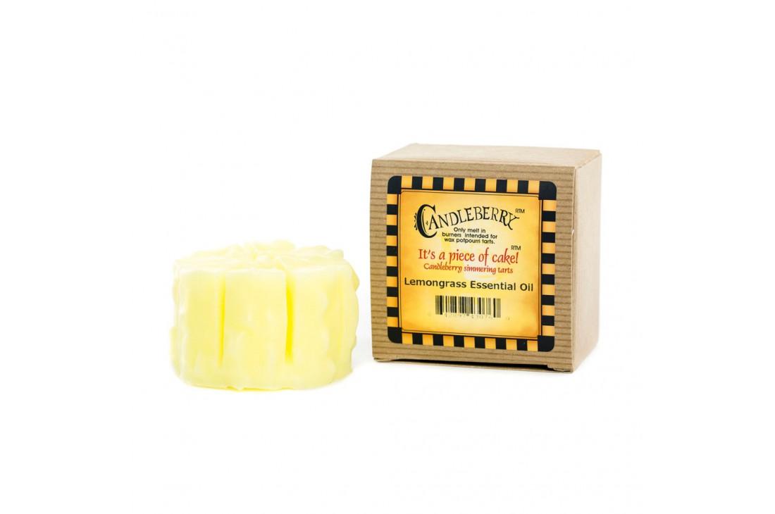 Candleberry Lemongrass Essential Oil (Wosk)