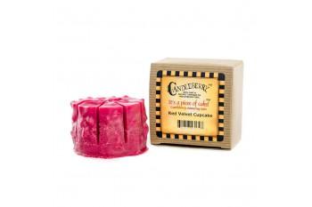 Candleberry Red Velvet Cupcake (Wosk)