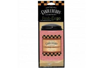 Candleberry Pink Sugar Zapach do samochodu ZAWIESZKA