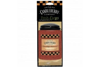 Candleberry Tennessee Whiskey Zapach do samochodu ZAWIESZKA
