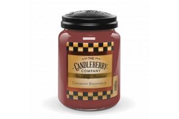 Candleberry Cinnamon Broomstick Świeca zapachowa DUŻA