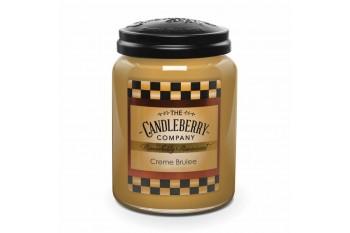 Candleberry Creme Brulee Świeca zapachowa DUŻA
