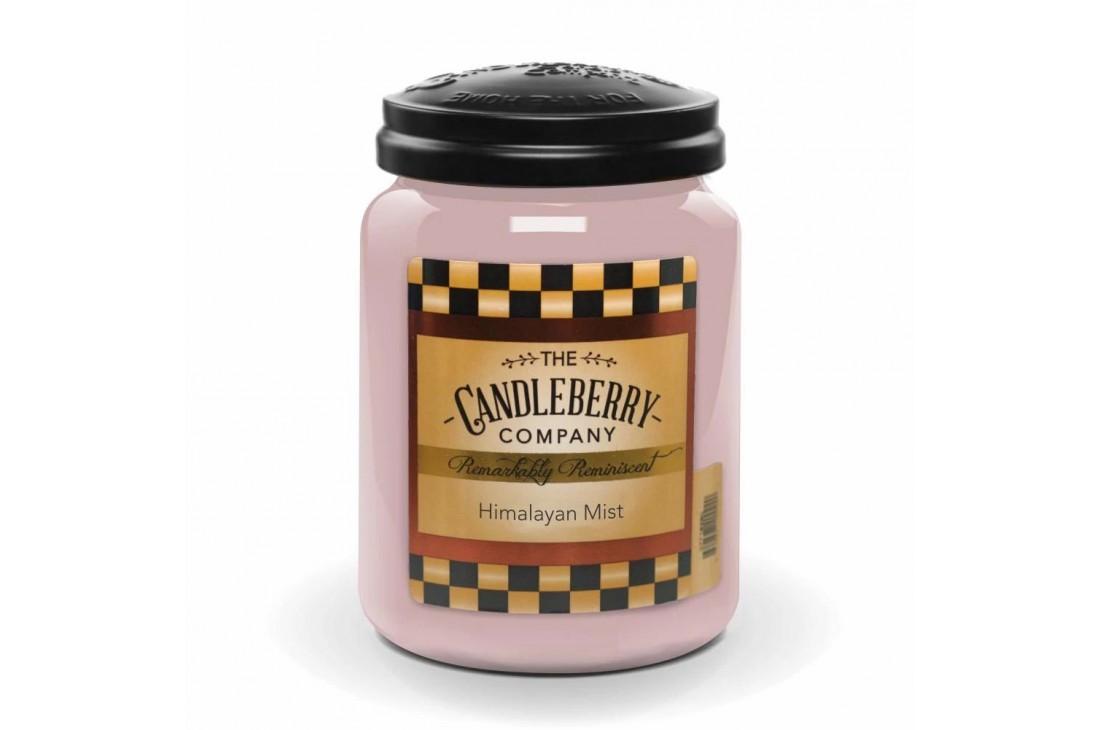 Candleberry Himalayan Mist Świeca zapachowa DUŻA