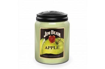 Candleberry JIM BEAM® Apple Świeca zapachowa DUŻA
