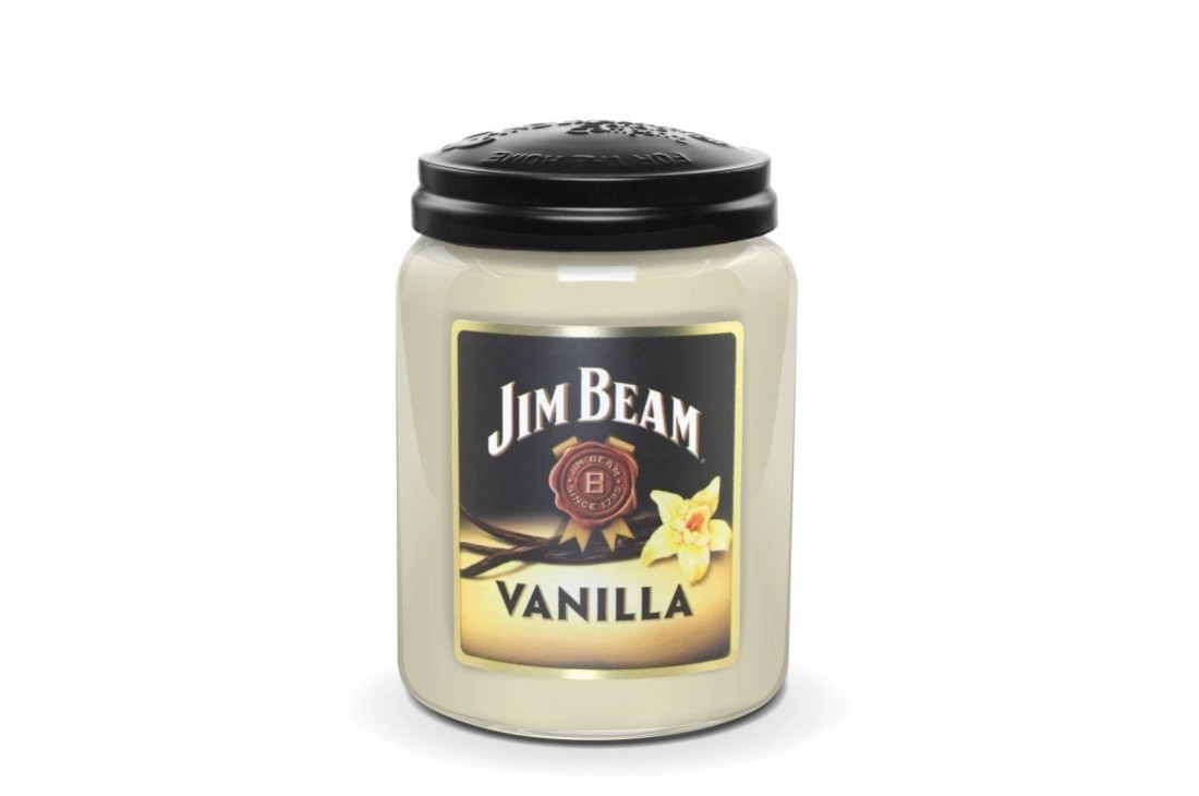 Candleberry  JIM BEAM® Vanilla Świeca zapachowa DUŻA
