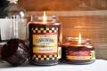Candleberry Kentucky Bourbon Świeca zapachowa DUŻA