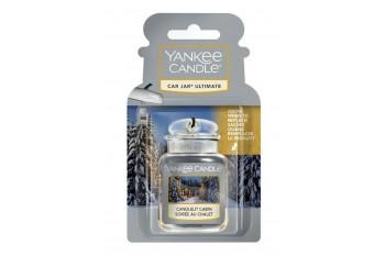 Yankee Candle Candlelit Cabin Zapach do Samochodu Ultimate