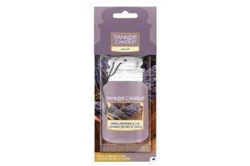 Yankee Candle Dried Lavender & Oak Zapach do Samochodu Car Jar