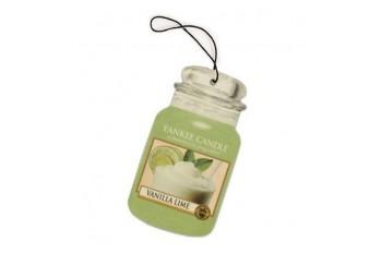 Yankee Candle Vanilla Lime Zapach do Samochodu Car Jar