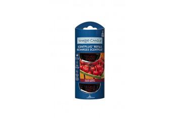 Yankee Candle Black Cherry Elektryczny Odświeżacz Powietrza (Uzupełnienie)