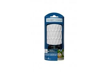 Yankee Candle Clean Cotton Elektryczny Odświeżacz Powietrza (Baza)