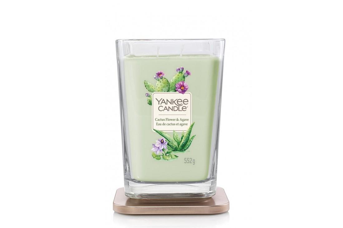 Yankee Candle Cactus Flower & Agave Świeca Zapachowa Duża ELEVATION