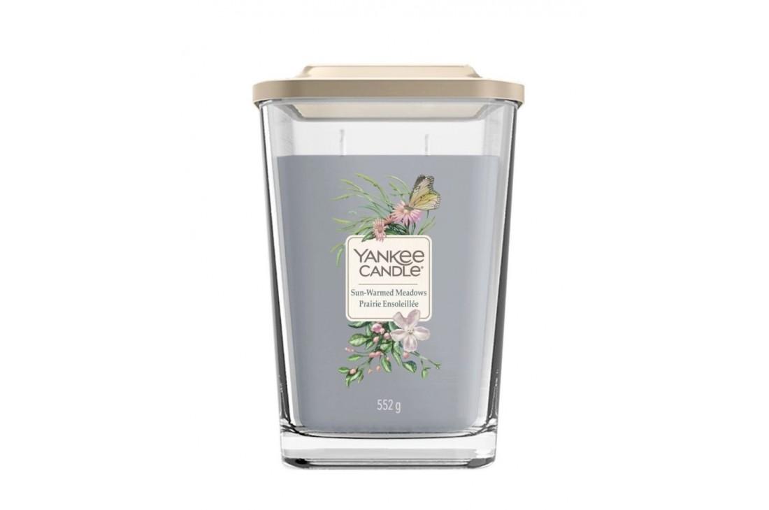 Yankee Candle Sugared Wildflowers Świeca Zapachowa Duża ELEVATION