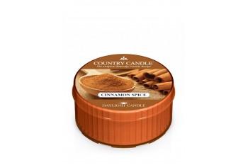 Country Candle Cinnamon Spice Zapachowa, Daylight
