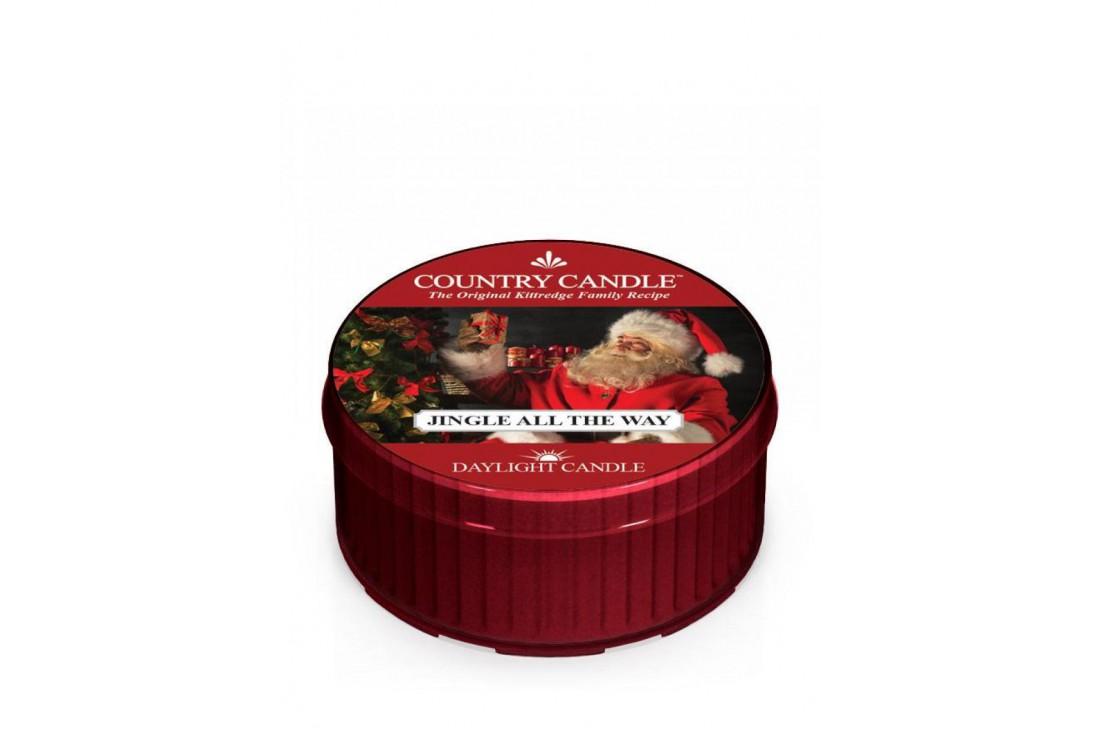 Country Candle Jingle All The Way Świeczka Zapachowa, Daylight