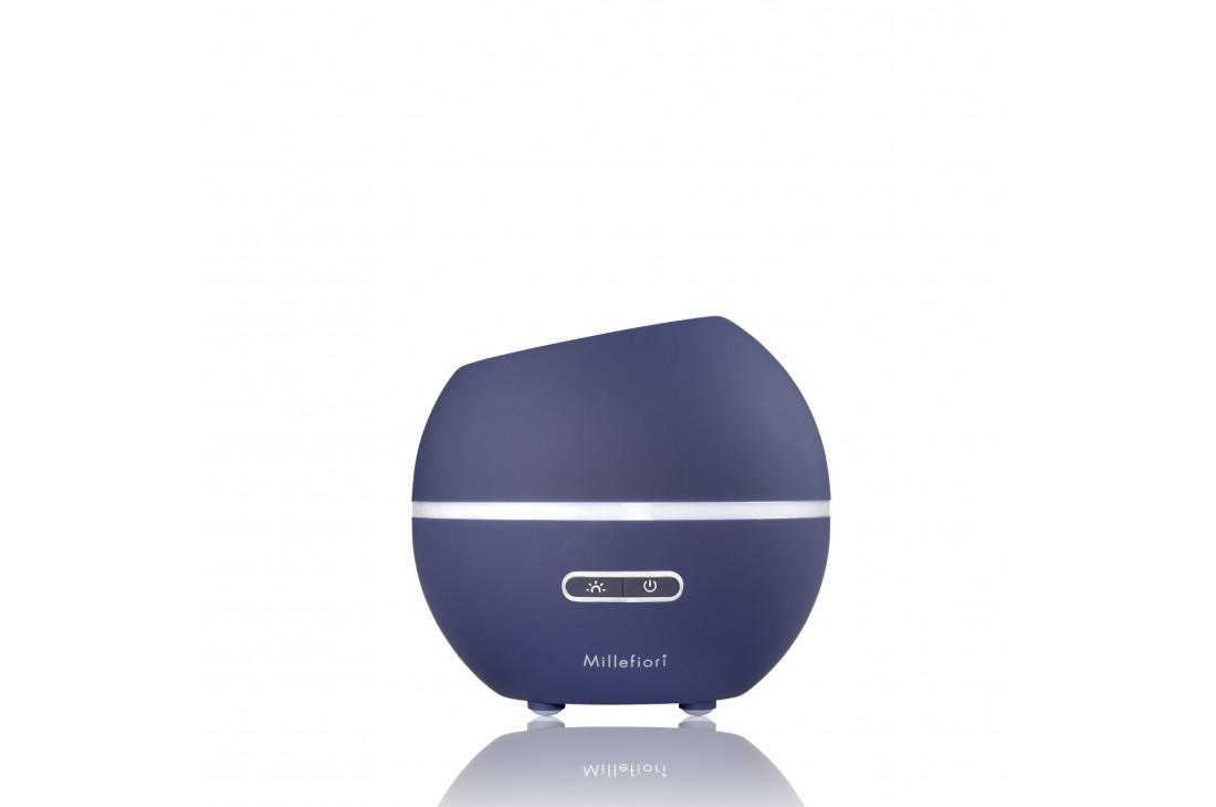 Millefiori Milano Ultradźwiękowy Odświeżacz Powietrza Mezza Sfera Blue