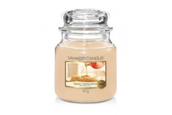 Yankee Candle Freshly Tapped Maple Świeca zapachowa ŚREDNIA