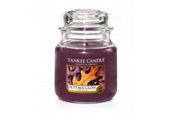 Yankee Candle Autumn Glow Świeca zapachowa ŚREDNIA