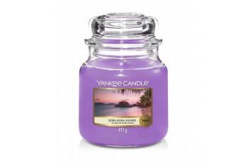 Yankee Candle Bora Bora Shores Świeca zapachowa ŚREDNIA