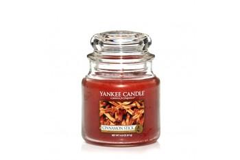 Yankee Candle Cinnamon Stick Świeca zapachowa ŚREDNIA