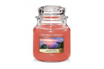 Yankee Candle Cliffside Sunrise Świeca zapachowa ŚREDNIA