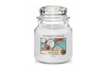 Yankee Candle Coconut Splash Świeca zapachowa ŚREDNIA
