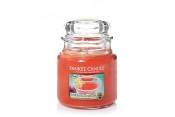 Yankee Candle Passion Fruit Martini Świeca zapachowa ŚREDNIA