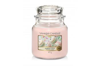Yankee Candle Rainbow Cookie Świeca zapachowa ŚREDNIA