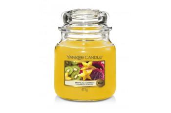 Yankee Candle Tropical Starfruit Świeca zapachowa ŚREDNIA