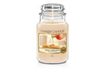 Yankee Candle Freshly Tapped Maple Świeca zapachowa DUŻA