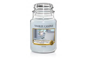 Yankee Candle A Calm & Quiet Place Świeca zapachowa DUŻA