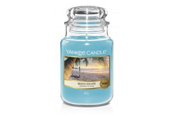Yankee Candle Beach Escape Świeca zapachowa DUŻA