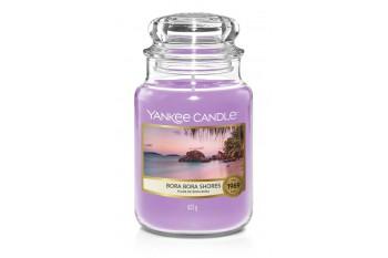 Yankee Candle Bora Bora Shores Świeca zapachowa DUŻA