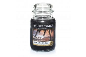 Yankee Candle Black Coconut Świeca zapachowa DUŻA