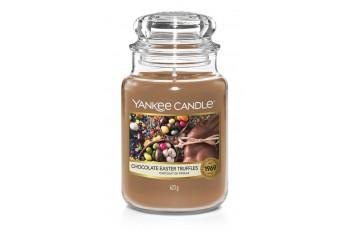 Yankee Candle Chocolate Easter Truffles Świeca zapachowa DUŻA