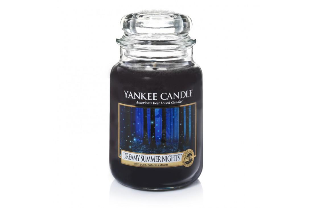 Yankee Candle Dreamy Summer Night's Świeca zapachowa DUŻA