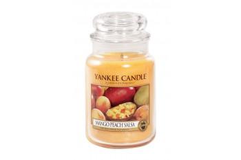 Yankee Candle Mango Peach Salsa Świeca zapachowa DUŻA