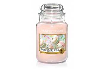 Yankee Candle Rainbow Cookie Świeca zapachowa DUŻA