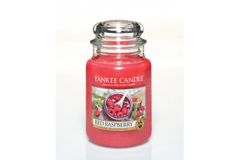 Yankee Candle Red Raspberry Świeca zapachowa DUŻA