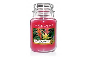 Yankee Candle Tropical Jungle Świeca zapachowa DUŻA