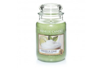 Yankee Candle Vanilla Lime Świeca zapachowa DUŻA