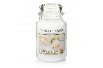 Yankee Candle Wedding Day Świeca zapachowa DUŻA