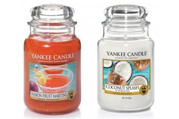 Yankee Candle Zestaw 2 Dużych Świec zapachowych