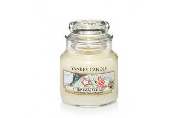 Yankee Candle Christmas Cookie Świeca zapachowa MAŁA