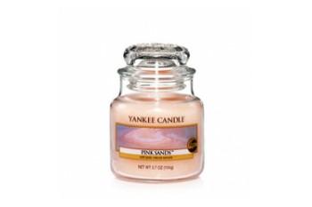 Yankee Candle Pink Sands Świeca zapachowa MAŁA
