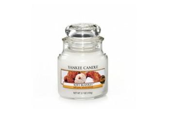 Yankee Candle Soft Blanket Świeca zapachowa MAŁA