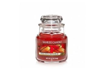 Yankee Candle Spiced Orange Świeca zapachowa MAŁA