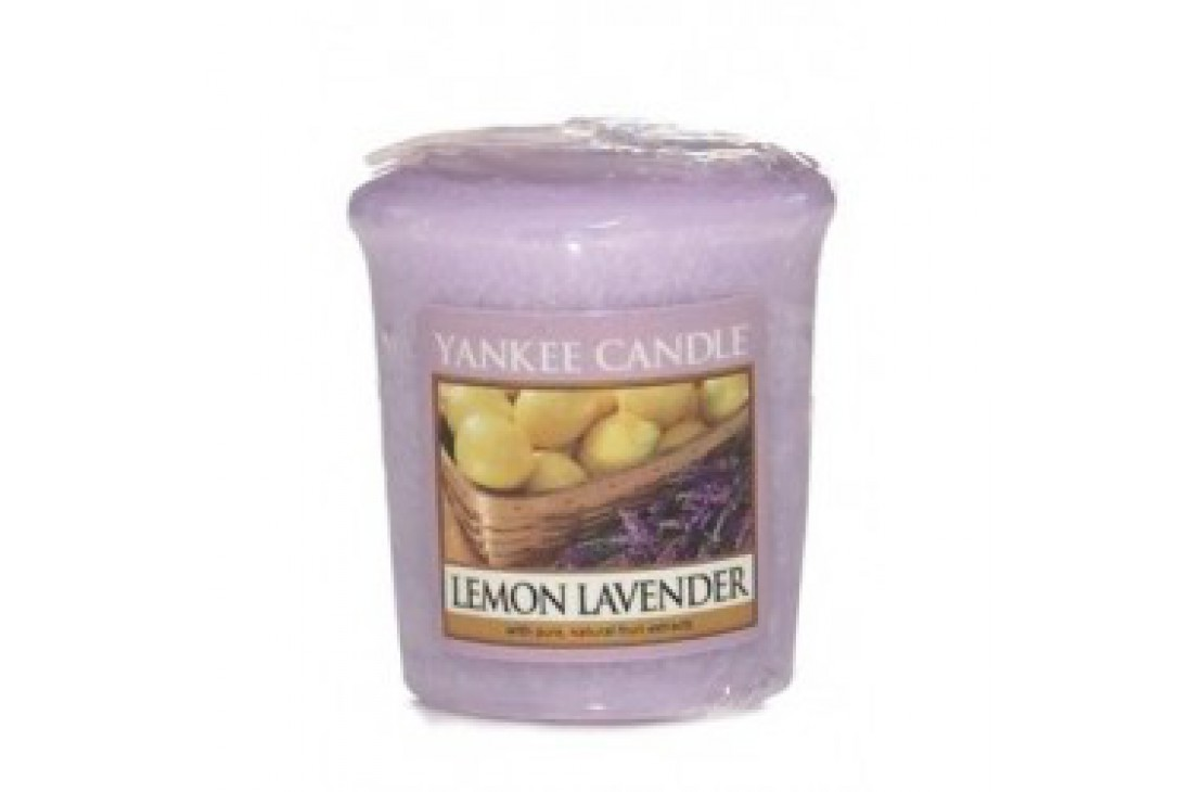 Yankee Candle świeczka Lemon Lavender (Votive)
