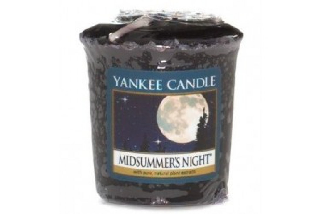 Yankee Candle świeczka Midsummer's Night (Votive)