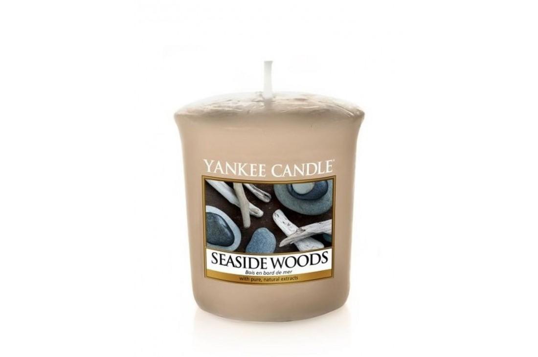 Yankee Candle świeczka Seaside Woods (Votive)
